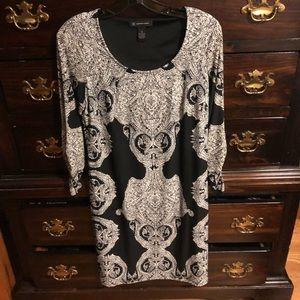 INC 3/4 length sleeve elegant career dress!